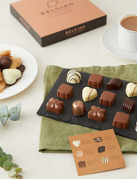 Taste of Belgium Chocolate Gift Bag