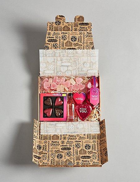 Your Secret Admirer's Letterbox Gift