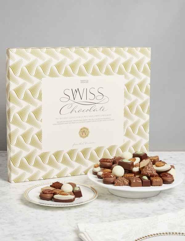 Swiss Chocolate Assortment