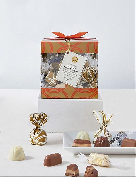 Luxury Italian Chocolate Assortment