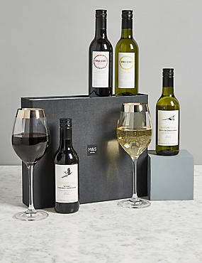 The Wine Tasting Experience Gift Selection