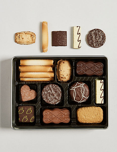 Belgian Collection Biscuit Tin (400g)