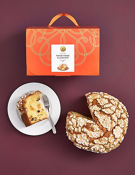 Italian Collection Panettone Classico Gift Selection (Available for delivery from 1st Nov 2018)
