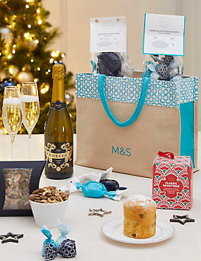 Taste of Italy Chocolate & Prosecco Gift Bag