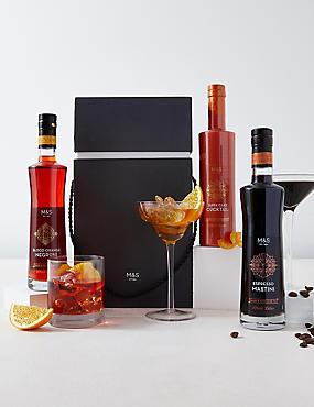 Cocktail Trio Gift Set