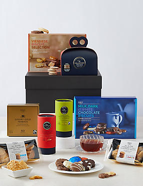M&S Biscuit Lovers Hamper