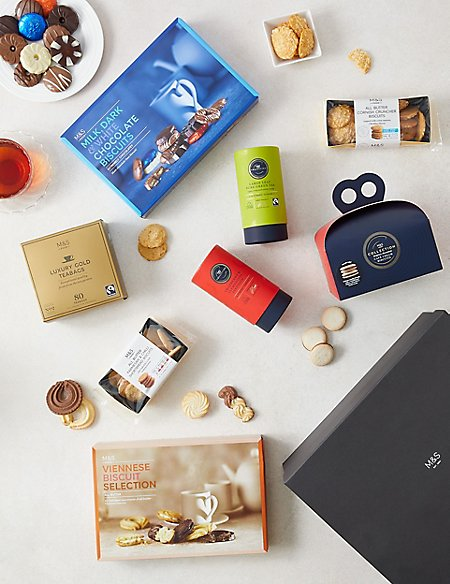 M&S Biscuit Lovers Hamper (Available for delivery from 31st Oct 2018)