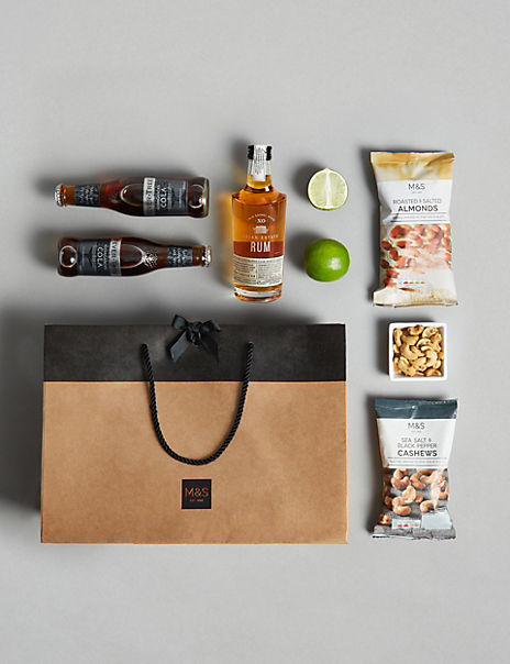 The Cuba Libre Cocktail Gift Bag