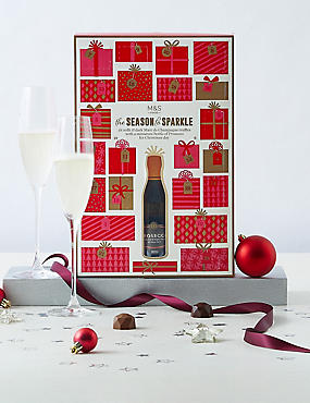 Sloe Gin with Truffles Advent Calendar