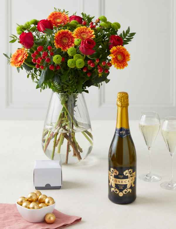 The Highfield Prosecco Chocolate And Bouquet