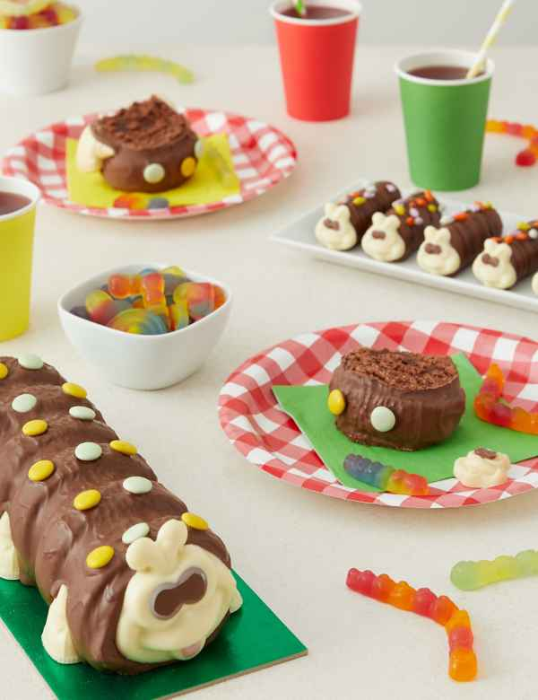 Colin The Caterpillar Gift Bag