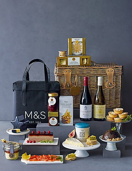 Indulgent Chilled Hamper