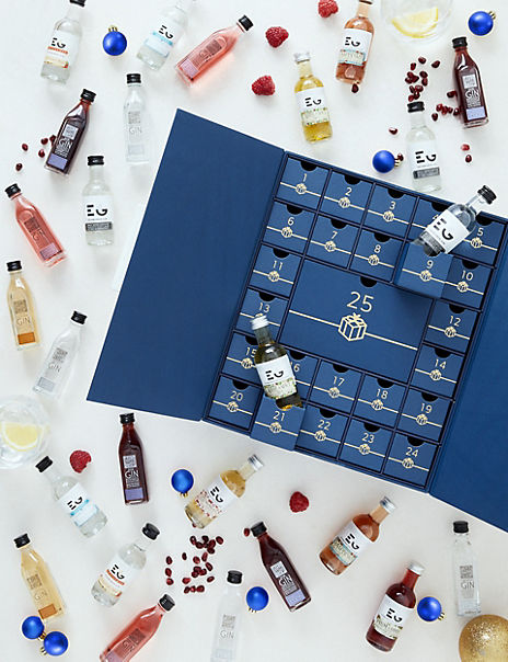 Gins of Christmas Advent Calendar