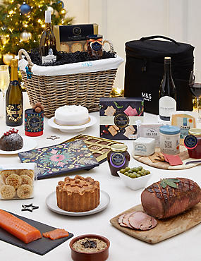 Belvedere Gourmet Chilled Hamper (Available for delivery from 18th Dec 2018)