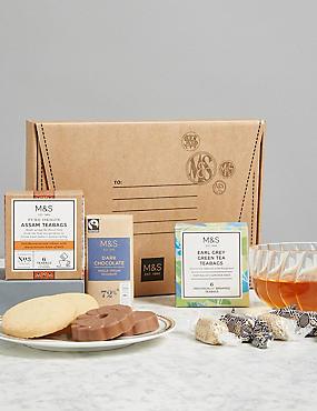 Teatime Treat Letterbox