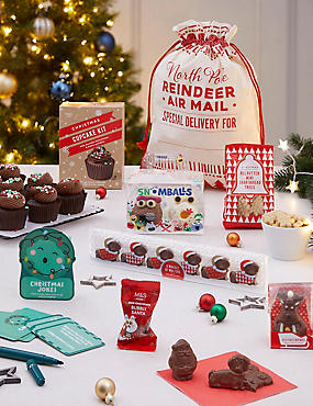 Holiday Season Family Favourites Gift Bag