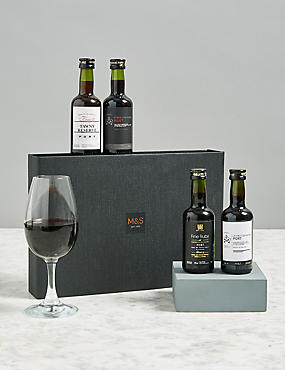 The Connoisseur Port Tasting Gift Set
