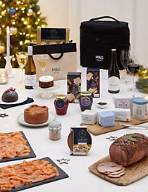 Pembridge Indulgent Chilled Hamper (Pre Order)
