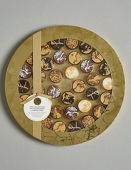 The Collection of Exceptional Chocolate Characters Gift Box