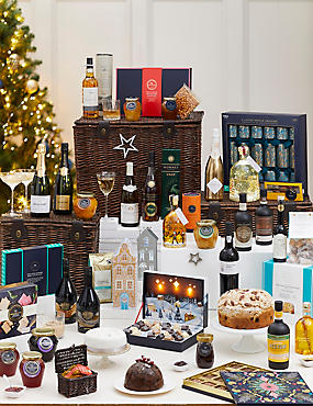 The Berkeley Collection Christmas Hamper