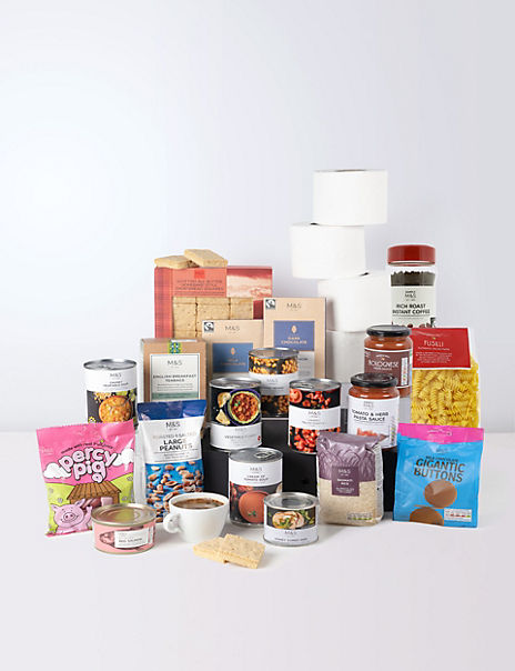 M&S Food Box