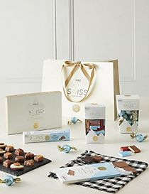 Taste of Switzerland Chocolate Gift Bag