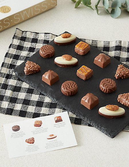 Taste of Switzerland Chocolate Gift Bag