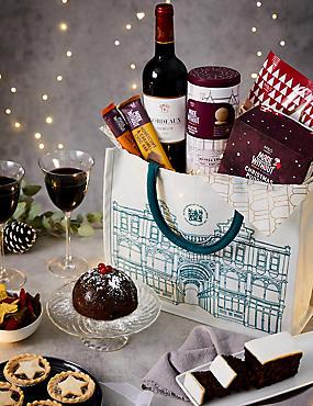 Gluten Free Christmas Treats Gift Bag