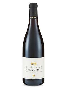 Chateau d'Aigueville Cotes du Rhone Villages - Case of 6