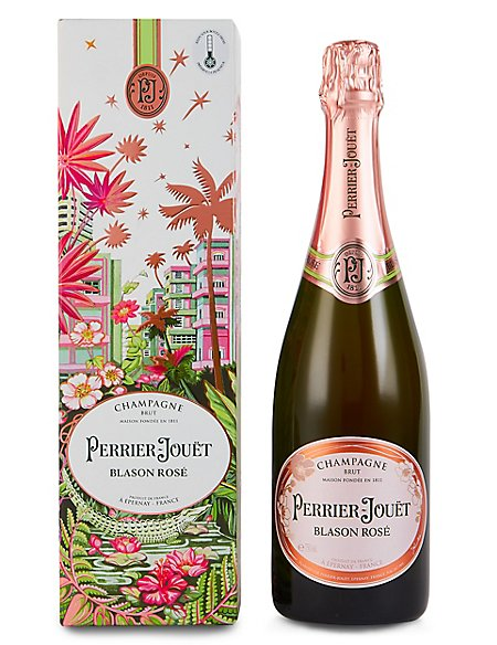 Perrier-Jouët Blason Rosé Champagne - Single Bottle