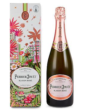 Perrier-Jouët Blason Rosé Champagne - Single Bottle
