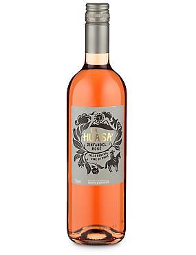 La Huasa Zinfandel Rosé - Case of 6