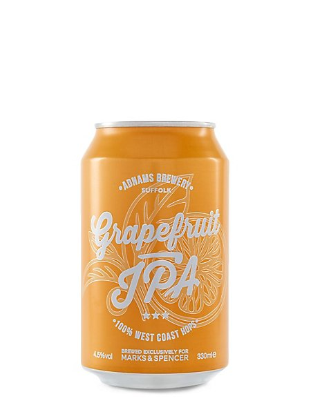 Grapefruit IPA - Cases of 20