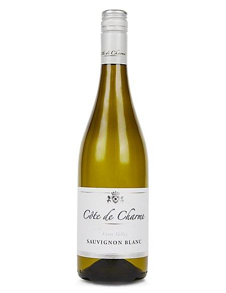 Cote de Charme Sauvignon Blanc - Case of 6