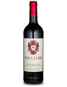 Solliard Bordeaux - Case of 6