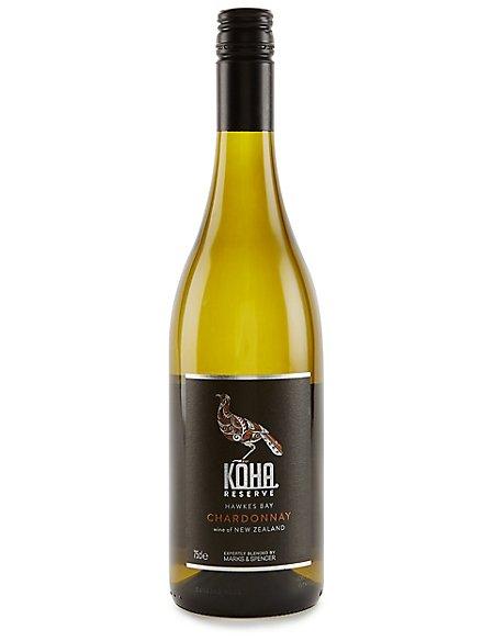 Koha Reserve Hawkes Bay Chardonnay - Case of 6