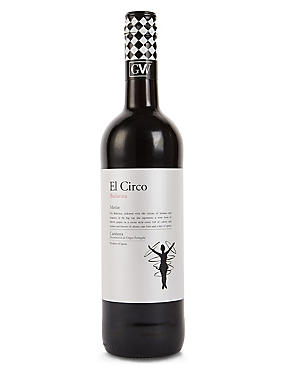 El Circo Merlot - Case of 6