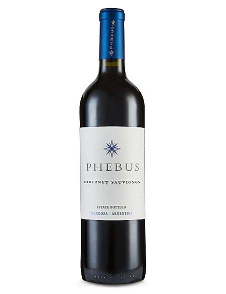 Phebus Cabernet Sauvignon - Case of 6