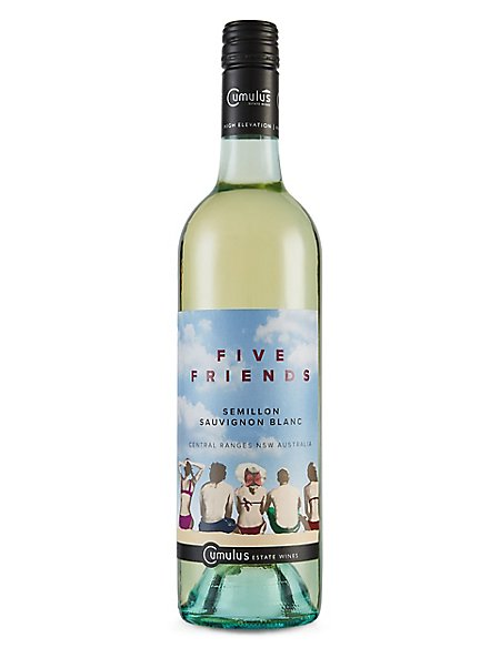 Five Friends Semillon Sauvignon - Case of 6