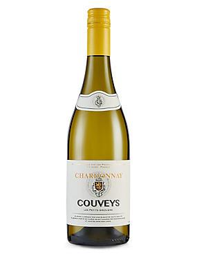 Les Couveys Chardonnay Reserve - Case of 6
