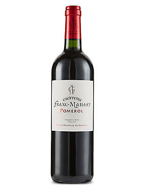 Chateau Franc Maillet Pomerol - Single Bottle