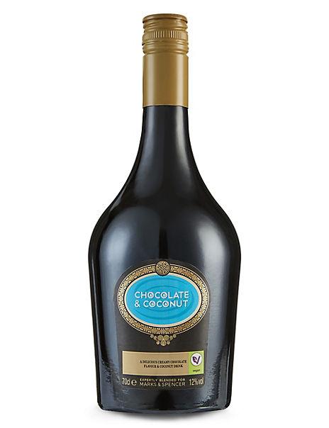 Vegan Chocolate & Coconut Cream - Case of 6