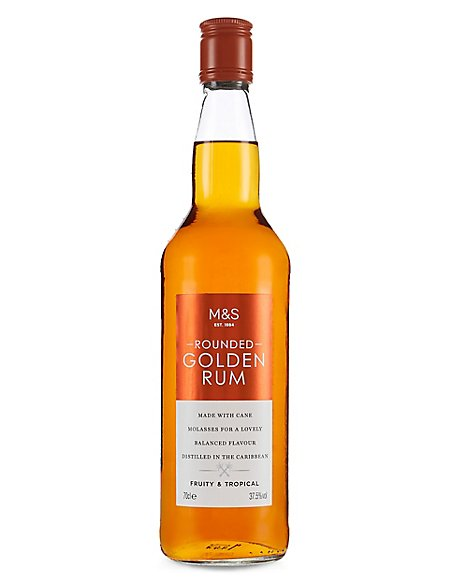 Golden Rum - Single Bottle