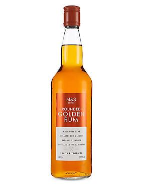 Golden Rum - Single Bottle