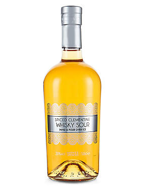 Spiced Clementine Whisky Warmer - Case of 6