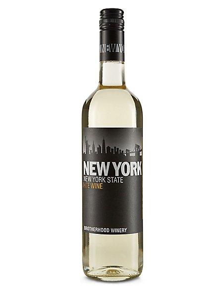 New York White - Case of 6