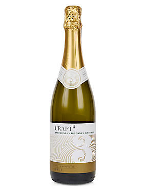 Craft 3 Sparkling Brut - Case of 6