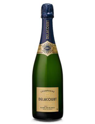 Champagne Delacourt Blanc de Blancs 2008,France