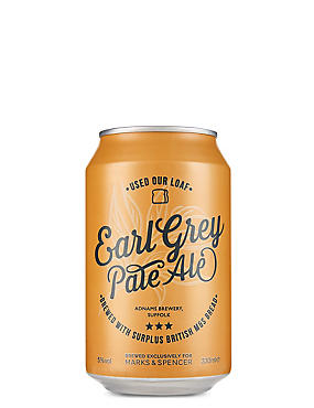 Used Our Loaf Earl Grey Pale Ale - Case of 12