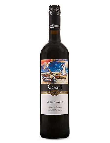 Canapi Nero d'Avola - Case of 6